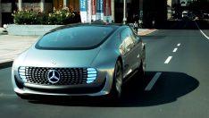 Kendi Kendine Hareket Eden Mercedes-Benz Otomobilleri