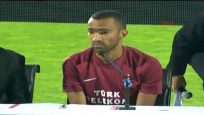 Trabzonspor'dan Malouda ve Bosingwa'ya görkemli imza töreni