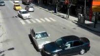 Trafik Kazaları Mobese Kameraları Kayıtları